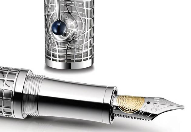 Montblanc has started 2013 by releasing two Great Characters Limited Edition writing instruments in tribute to one of the world's most renowned and influential physicists of the 20th century, Albert Einstein (1879 - 1955).