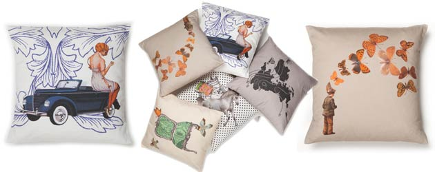 A Luxurious Valentine's Day Gift Idea: Ali Miller Cushions