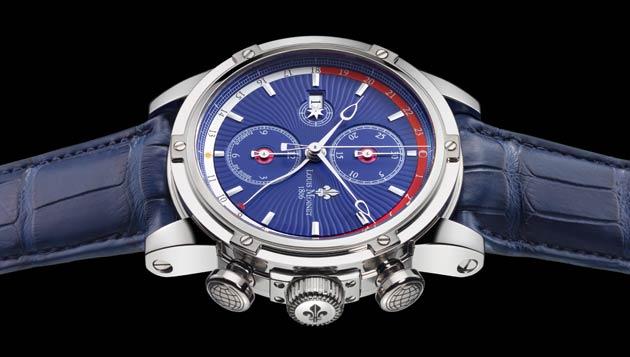 The Louis Moinet - Geograph: Australian Edition Wristwatch