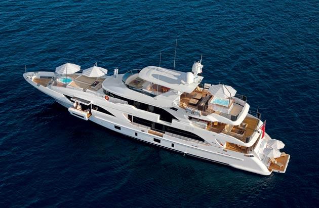 Benetti Releases New Classic Supreme 132' Yacht