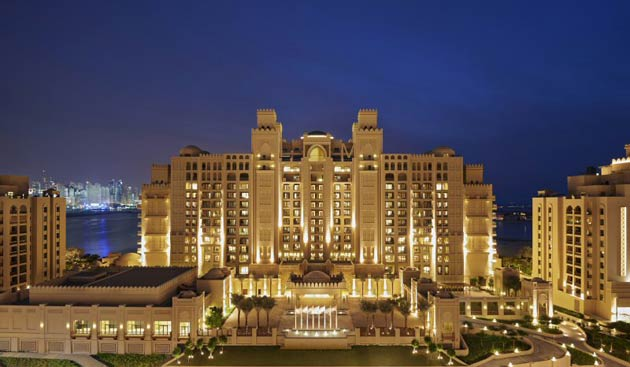 Fairmont Adds The Palm Resort To Middle East Portfolio