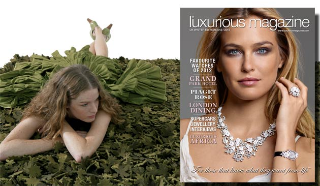 How Luxurious Magazine uses the internet and some myths relating to Social Media and Marketing