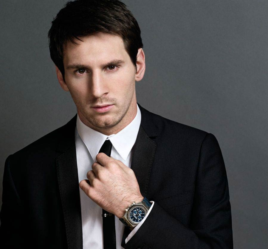 gallery football player messi 2013