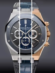 Honouring a true legend and a great sportsman of our time, Audemars Piguet launched in 2012 the Royal Oak Chronograph Leo Messi Limited Edition in steel, pink gold and platinum versions and will auction the N°10 watch of the platinum edition in Spring 2013. All sale proceedings will go to the Leo Messi Foundation aimed to help deprived children around the world.