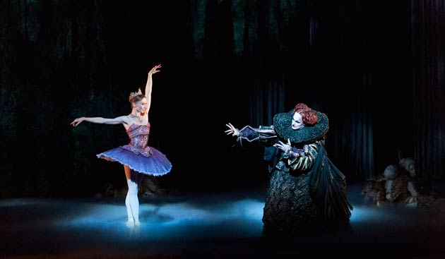 The Sleeping Beauty - Another Stellar Show by the English National Ballet.