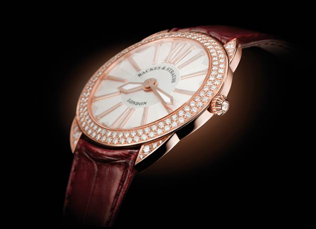 The Backes & Strauss Piccadilly Renaissance Watch Collection
