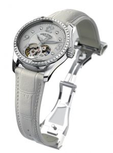 Jura Valley based watch maker Armand Nicolet has launched their first limited-edition collection dedicated to women, the LL9.