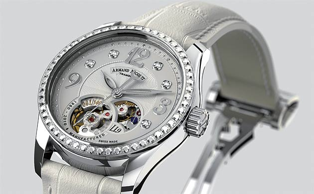 The Armand Nicolet LL9 ladies watch collection