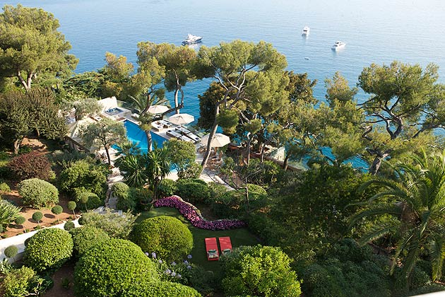 Cap Martin's Villa Egerton To Take First Bookings