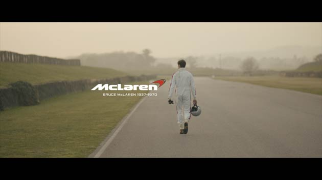 McLaren Automotive Releases First Film Of Söderlund-Directed Trilogy