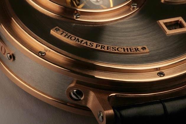 Swiss Watchmaker Thomas Prescher reveals the Nemo Captain, the second watch in the Nemo Series.