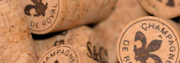 Such prestigious champagne, lovingly and expertly raised by a traditional winemaker, deserves a sublime bottle.