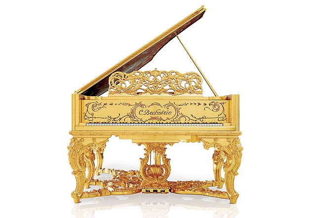 Custom-built pianos by C. Bechstein today adorn stately homes, luxury yachts, and corporate headquarters. Just as Patek Phillipe, Rolls-Royce, Van Cleef & Arpels and Fabergé are synonymous with the highest levels of luxury and craftsmanship, so are the exquisite products from C. Bechstein.