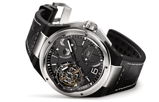 Iwc schaffuausen 2013 ingenieur watch collection in for Mercedes benz watch collection