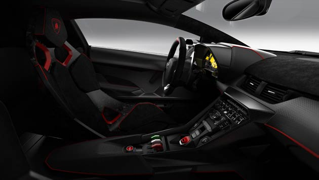 Lamborghini Veneno super sports car and a tribute to the 50th anniversary of Automobili Lamborghini