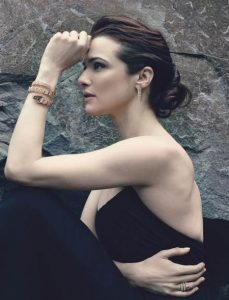 Perhaps the most striking pieces within the new collection are the Serpenti watches, which wrap the wrist in spirals of rose gold covered in scales of glossy black or ivory white with brilliant-cut diamonds. The watch case comes in the form of a serpent's head and contains a Swiss quartz movement specially designed by Bulgari.