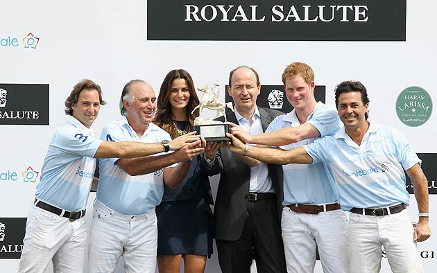 The finale to Prince Harry's official tour of the US, the Sentebale Royal Salute Polo Cup will take place at Greenwich Polo Club, which holds a number of exclusive polo tournaments throughout the season, including the Royal Salute Jubilee Cup on Wednesday 15 May.