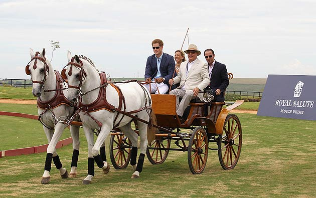 Sentabale and Royal Salute Celebrate Third Year of Polo Cup Partnership on Greenwich