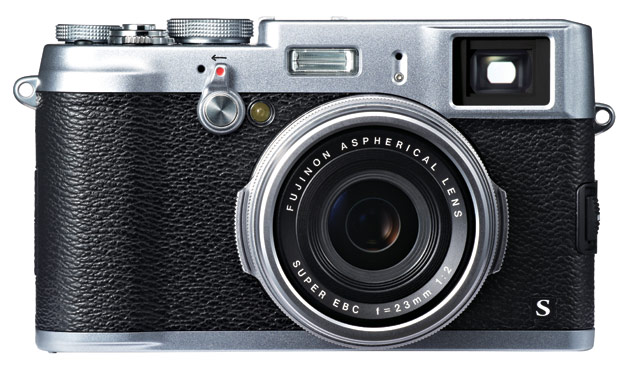 Fujifilm captures our luxurious attention this month with the stylish X100S camera – a classically elegant design with sophisticated functionality.