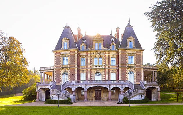 In a couple of months time theChateau Bouffemont will open as a functioning venue available for exclusive private hire.