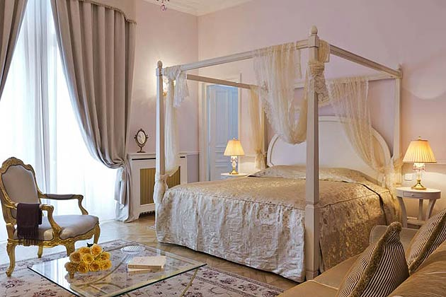 The Chateau will have ten luxurious suites sleeping up to 32 guests at any time.