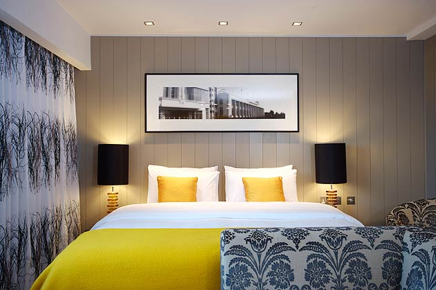 Situated in one of west London's most vibrant towns that is Chiswick, the Chiswick Moran is an ideal place to chill out and relax with an overnight stay in one of the hotel's rooms.