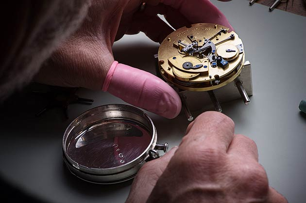 Swiss watch maker Louis Moinet reveal that the company founder invented the Chronograph