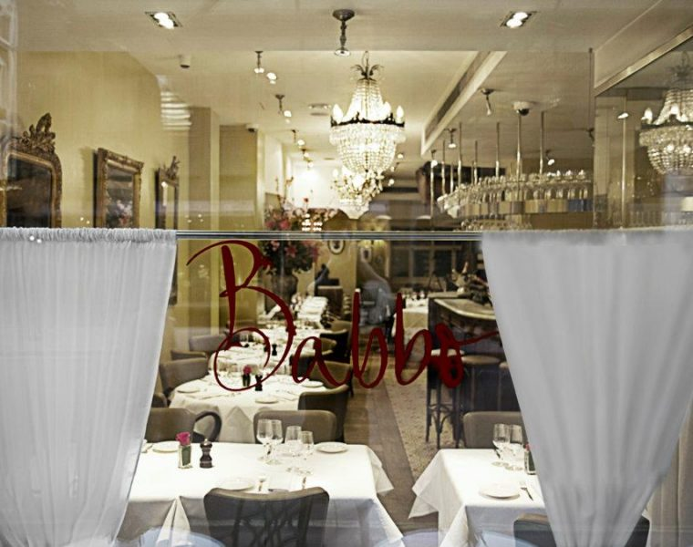 Italian Flair At Babbo In Mayfair 1