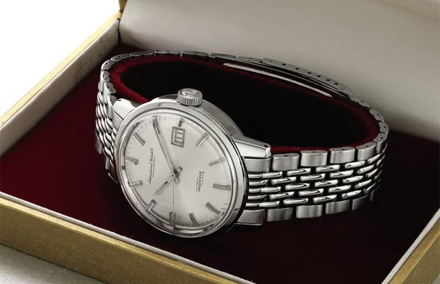 At the auction, there will be approximately 30 IWC time pieces on offer.