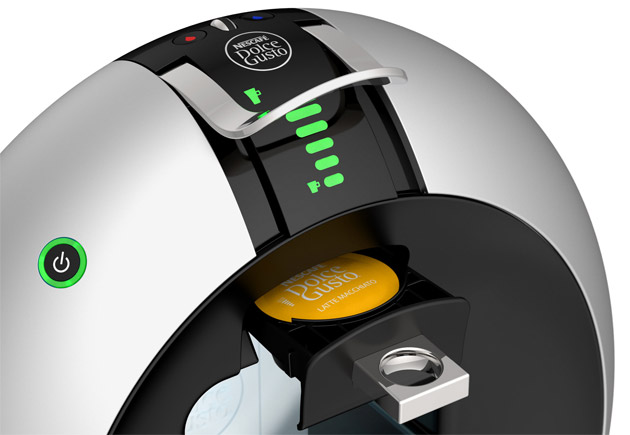 coffee machines made contemporary cool new nescaf dolce. Black Bedroom Furniture Sets. Home Design Ideas