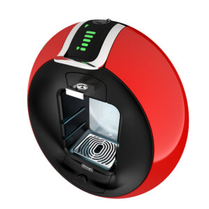 The NESCAFÉ Dolce Gusto Circolo has an impressive maximum 15 bar pressure pump, which helps to give that velvety smooth layer of 'coffee crema' on top of your drink; a true sign of quality coffee.