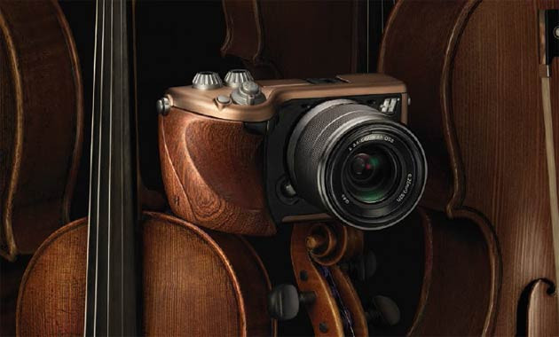 The Hasselblad Lunar - A camera that moves beyond luxury into the realm of luxurious