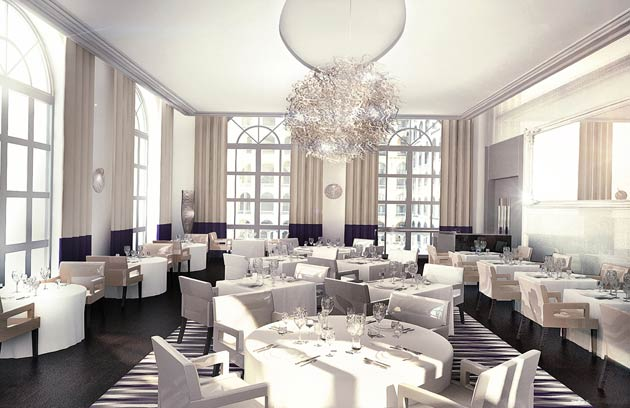 Marseille to welcome new luxury intercontinental hotel luxurious magazine - Brasserie hotel intercontinental marseille ...
