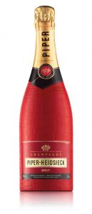 To celebrate 20 years of the House of Piper-Heidsieck as the privileged champagne supplier of the renowned Cannes Film Festival in the South of France, the signature red and gold has descended into Searcy's five Champagne Bars in London for the month of April with the exclusive launch of the Piper-Heidsieck Bodyguard Brut.