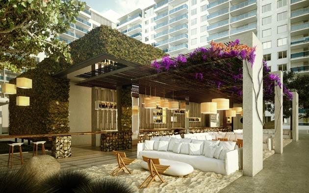 Luxury Living Miami S 1 Hotel Residences South Beach Luxurious