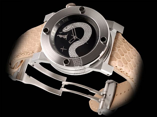 The Chinese Timekeeper CTK 17 – Year of the Snake Special Edition watch