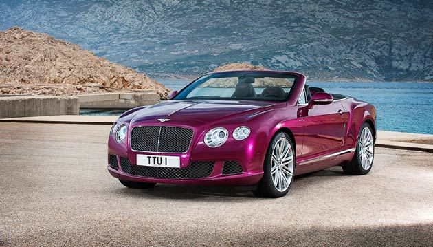 I own a new Bentley Continental GTC, and I also have a Porsche GT3 RS which is a track car that I was using before the Aston Martin. I have owned Porsches since the year 2000 which have included a Carrera 4, a 911 Turbo, as well as a GT3. I just love cars and consider them to be more than a mode of transport. They are part of my lifestyle.