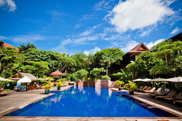 Indochine Charm – Victoria Angkor Resort & Spa