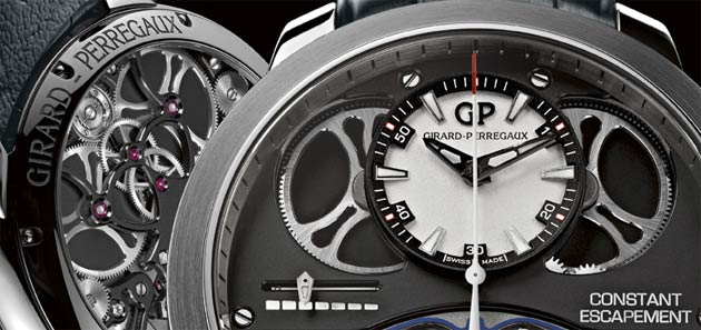 Steve Huyton takes a look at the Girrard-Perregaux Constant Escapement