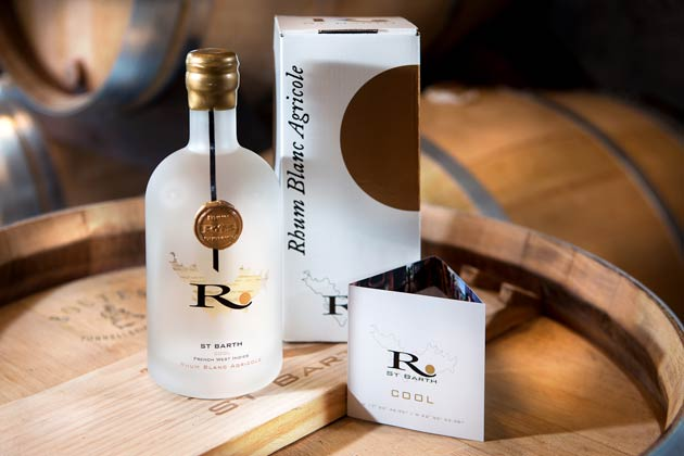 Luxurious Beverage Of The Month: R. St Barth.