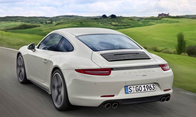 Porsche celebrate 50 years of the 911 coupé with a commemorative 50 Years Edition 10