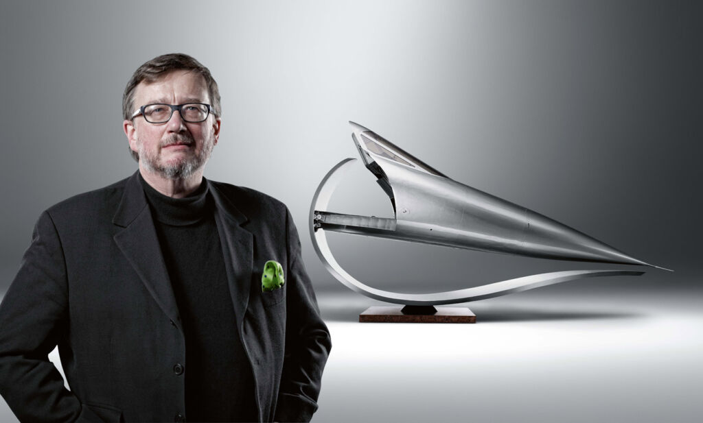 Internationally Renowned Designer Sebastian Conran