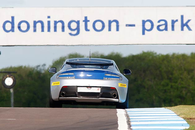 The next round of the Aston Martin GT4 Challenge of Great Britain takes place at Brands Hatch, Kent