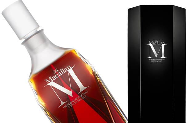 Lalique has drawn on 150 years of mastery, and its long standing relationship with The Macallan brand, to bring refinement and flawless clarity to M.