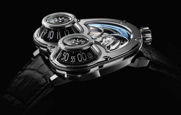 MB&F Horological Machine N°3 Megawind