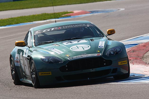 It is not as expensive as people think, and the Vantage GT4s are fantastic cars to drive