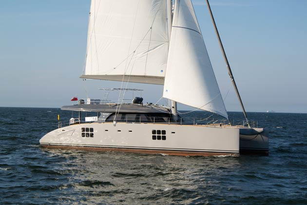 Sunreef Yachts Launches 14th 70 Luxury Catamaran - 'Roleeno'