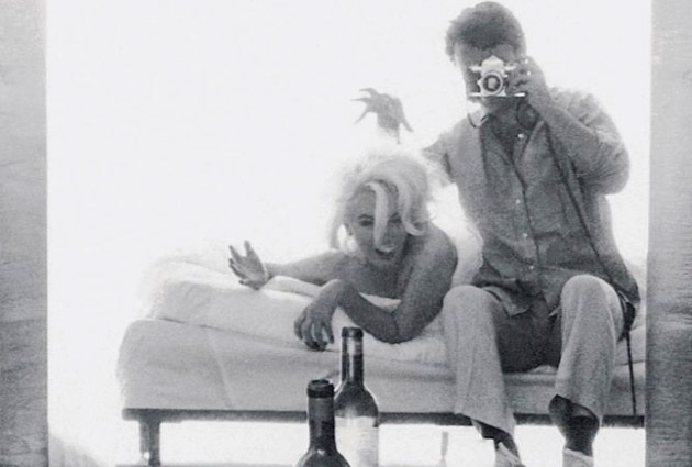 Perhaps his most famous role was that of Marilyn Monroe's Photographer