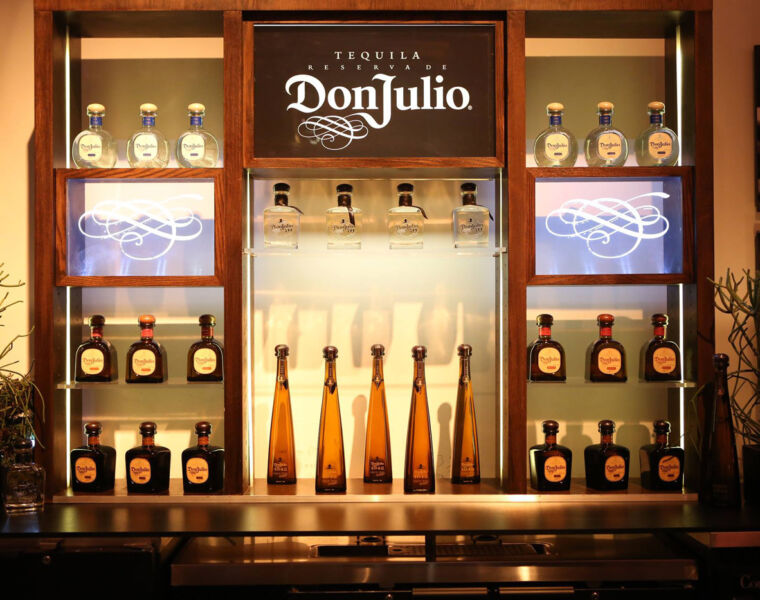 Luxurious Beverage Of The Month: Tequila Don Julio 1942 1