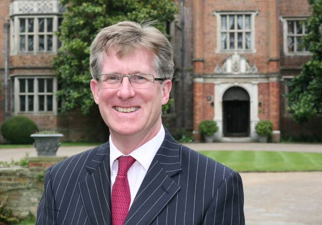 Interview With Richard Young, Managing Director Of Great Fosters